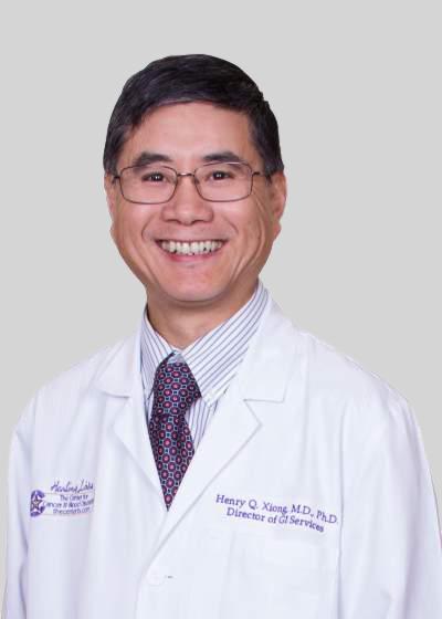 Henry Q. Xiong, MD, PhD