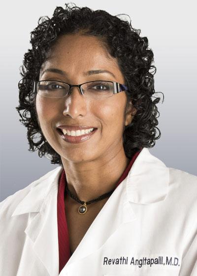 Revathi Angitapalli, MD