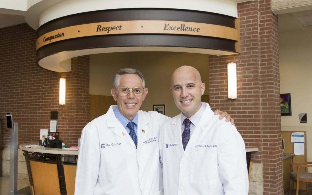 Meet Father-and-Son Doctors, Michael and Jeremy Ross
