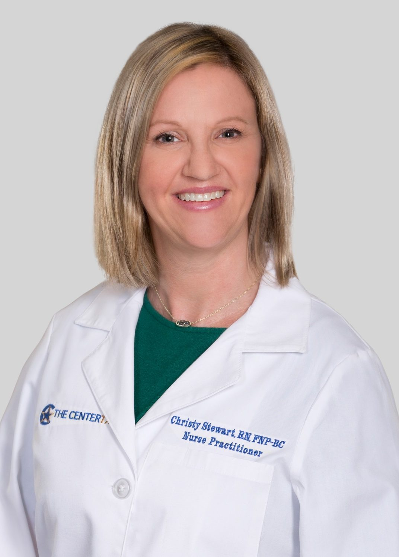 Christy Stewart, RN, BSN, MSN, FNP-BC